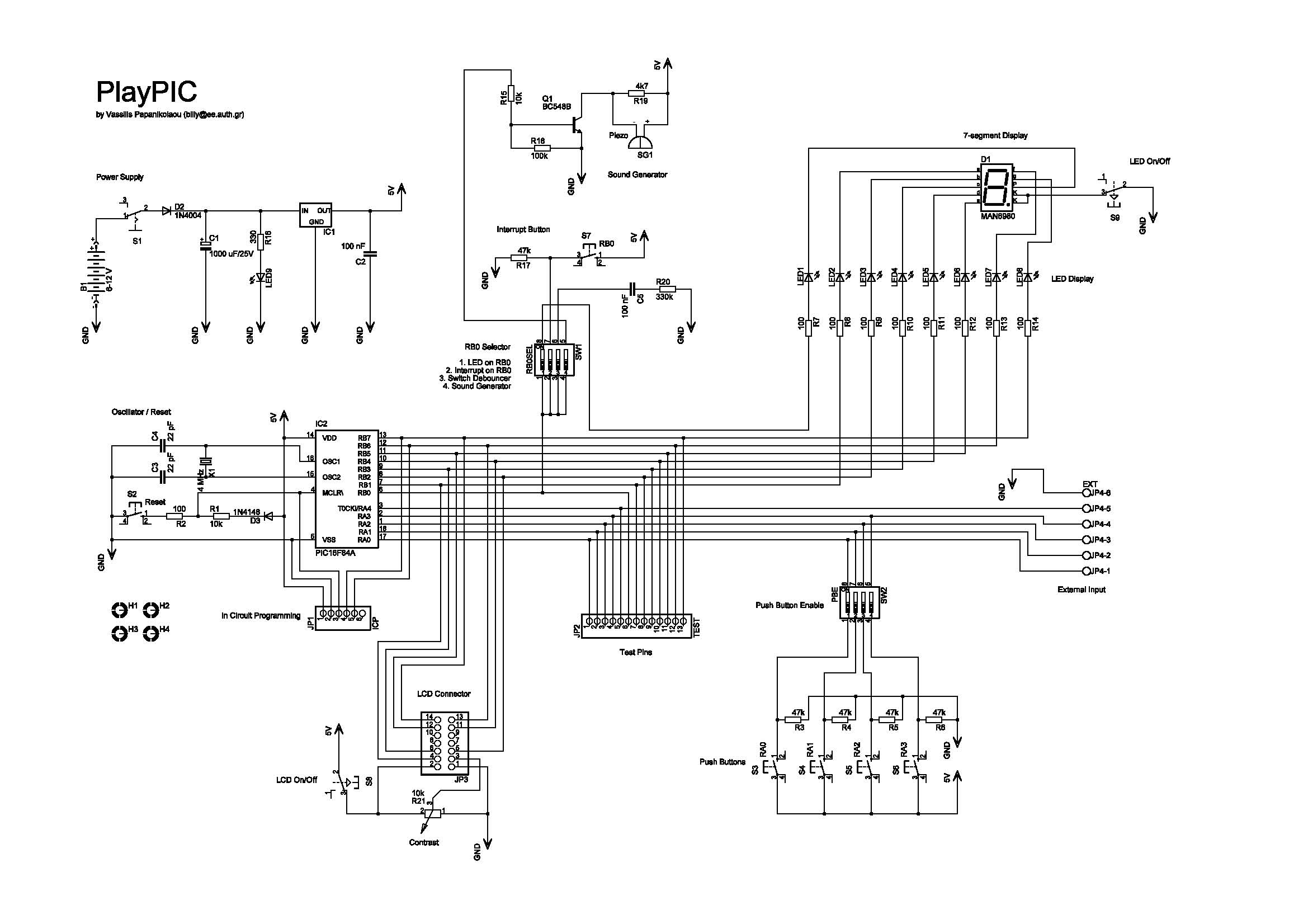 playpic_schematic  Pin Cdi For Cc Atv Wiring Diagram on